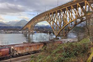 21 - Iron Workers Bridge