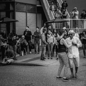 Dancin In The Street Image