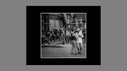 Dancin In The Street Mated