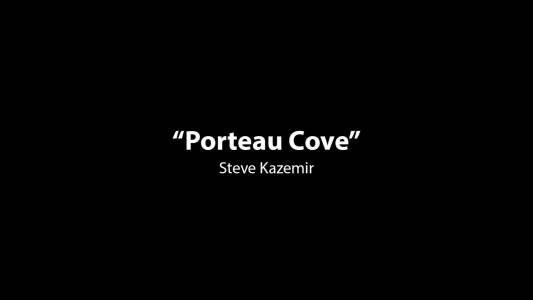 Steve Kazemir - Porteau Cove - Title